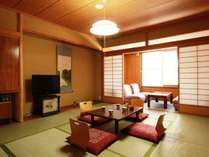 10畳和室の一例。