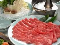 ◆しゃぶしゃぶ(料理一例)