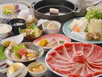 【すき焼き】たっぷりのお肉をすき焼きでお召し上がり下さい