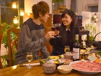 【レストラン】山形の美食と美酒をたのしむ