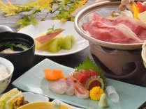 ◆和食膳/牛陶板焼き(ご夕食内容一例)