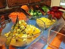 ◆約30種類の朝食バイキング付プラン◆農家直送の有機野菜がおいしい!