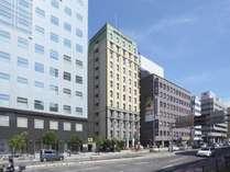 静鉄ホテルプレジオ静岡駅北 外観