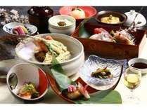 【早期割引30】◆『天婦羅&お刺身プラン』♪(会食場でのお食事)