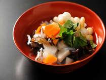 会津の郷土料理『こづゆ』