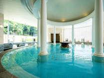 """■クリスタル大浴場■コンセプトは""""European taste""""♪テルマエのような雰囲気でrelax♪"""