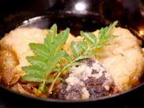 絶品★山芋の天ぷらは当館の名物料理です♪(一例)