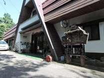 *【外観】石巻山のナツメ別館へ是非お越しください。