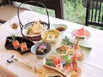*【お料理】夕食の一例☆旬の味覚をお楽しみください。