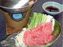 【別注特別料理「とちぎ和牛しゃぶしゃぶ」付】1泊2食バイキングプラン(アルコール90分飲み放題)
