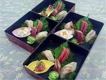 【期間限定!お刺身(海鮮お造り)食べ放題!】1泊2食バイキングプラン