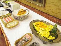 和食派の方も洋食派の方もOK♪和洋バイキングです