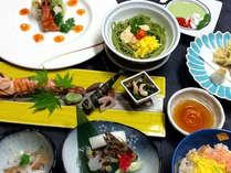 【期間限定】7月末まで!高級食材をお得に味わう♪初夏の車えび会席プラン
