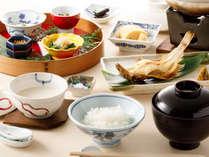 味と素材にこだわった朝食をお召し上がり下さい