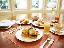 スプレンディードの朝食ブッフェ