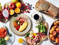 イタリア料理「スプレンディード」朝食ブッフェ イメージ
