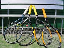 【10名様以上限定】1泊3食付★大人のテニス合宿に♪