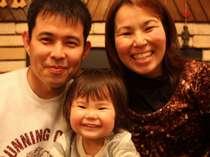 【キッズ記念日】大好きなパパとママと一緒にお祝い♪