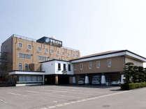 「宇佐」の中心に位置する宇佐唯一のシティホテルです