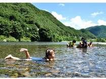 夏★川遊び・温泉  【本館・和室・洋室】 会席プラン