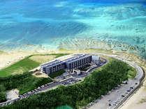 那覇空港から車で10分の場所にある夢の島、恋の島、瀬長島へようこそ。今も昔も男女に愛される島。