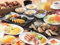 和洋朝食ビュッフェ(6:00~9:30)