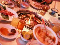 【春休み限定】サンセットBBQ付プランで夏を先取り♪/2食付