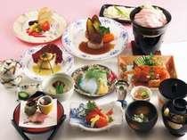 特選四季御膳・お食事グレードアッププラン ◆ポイント4%プレゼント◆