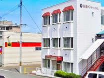 【外観】函館ペリーハウスへようこそ!