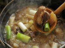 【美味しい秋旅】選べるお鍋&山形芋煮★囲炉裏プラン
