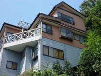 伊豆白浜ペンション サウスビーチ (静岡県)