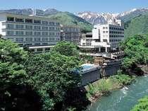 水上温泉 利根川の清流が奏でる宿 ひがきホテル