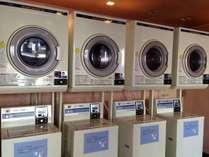 ☆ランドリー☆洗剤はフロントにて販売しております。(50円/個)