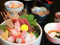 限定 選べる御膳<鮮魚のお造り>