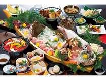 グルメプラン「漁火」コース料理
