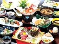 グルメプラン「潮彩」コース料理