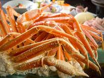 【蟹食べ放題】冬といえば蟹!会席料理に蟹の食べ放題付き!12月はなんと通常より-1000円でさらにお得!