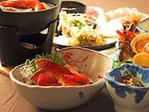 【夕食】豊かな味わいと香りを存分にご堪能ください。(イメージ)