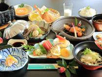【期間限定割引/料理定番Aコース】じゃらん限定本格日本料理が6,800円~×天然温泉【現金特価】