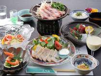 *【2020年夏】7~9月Bコース/上州麦豚ローストポーク・冷汁ご飯などをご用意