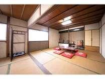 14畳の和室最大6名様 3階のお部屋です。