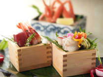 日本海の恵み