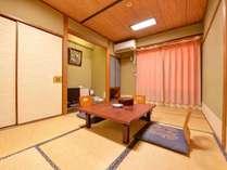 *和室7.5畳(客室一例)/一人旅やビジネスでのご宿泊に◎畳の香りがほのかに薫るお部屋でお寛ぎ下さい。