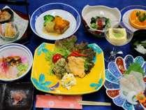 *【夏会席】八幡浜の旬味がぎっしり詰まった期間限定の夏会席料理をご賞味下さい。