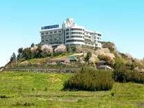 筑後平野を見渡す高台の宿 原鶴温泉 ビューホテル平成