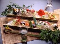 夏のお料理は爽やかに♪写真はイメージです。
