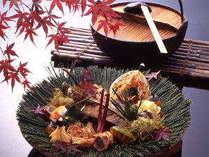 秋料理(写真はイメージです)