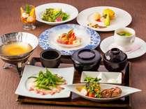 期間限定☆真鯛と九条ネギのしゃぶしゃぶとアンガス牛ステーキの膳盛りを楽しむ美食Bプラン 【平日】