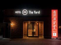 HOTLE R9 The Yard フロント