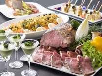 テラス レストラン グローバルブッフェ